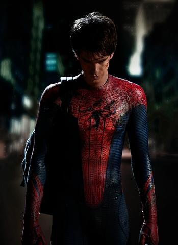 Andrew Garfield - Spider-Man
