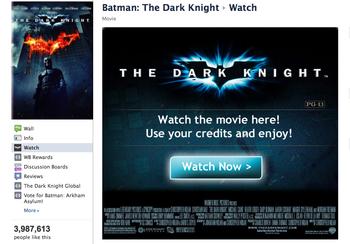 darkknight - facebook